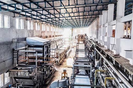 Problems「Large Textile Industry Factory」:スマホ壁紙(16)