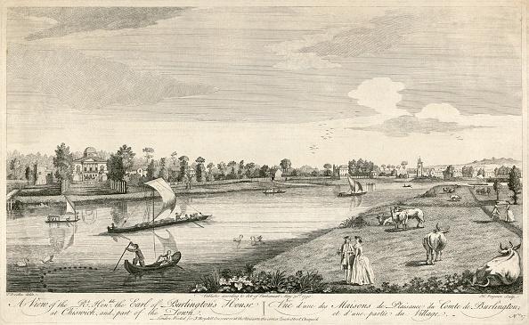 18th Century Style「Chiswick House」:写真・画像(9)[壁紙.com]