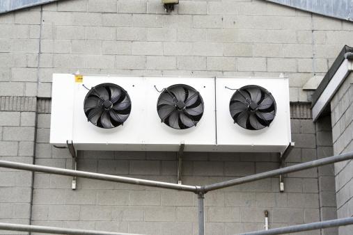 Cool Attitude「Three Fan Industrial Refrigeration Unit」:スマホ壁紙(5)