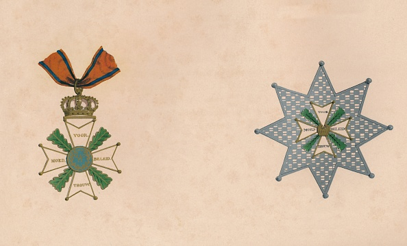 White Background「The Order Of Wilhelm Of The Netherlands」:写真・画像(19)[壁紙.com]