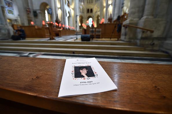 No People「Funeral For Journalist Lyra McKee Held In Belfast」:写真・画像(18)[壁紙.com]