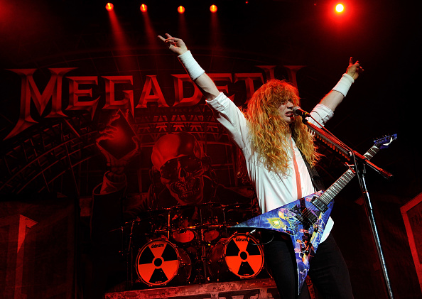 The Pearl Concert Theater「Jagermeister Fall Music Tour With Megadeth, Slayer And Anthrax At The Palms」:写真・画像(6)[壁紙.com]