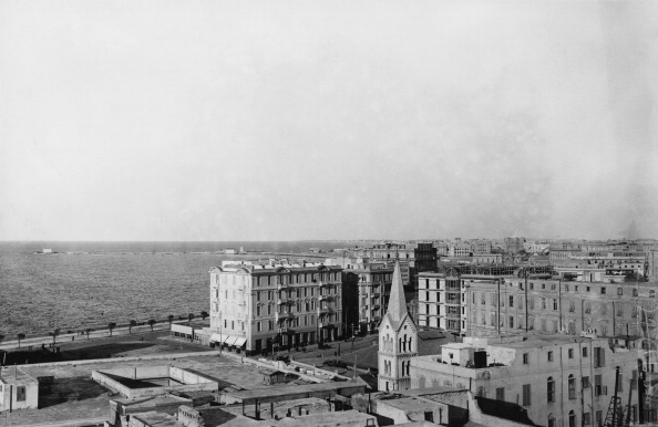 1920-1929「Alexandria Seafront」:写真・画像(19)[壁紙.com]