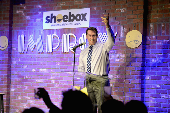 Comedian「Rob Riggle Hosts Shoebox's 29th Birthday Celebration」:写真・画像(1)[壁紙.com]