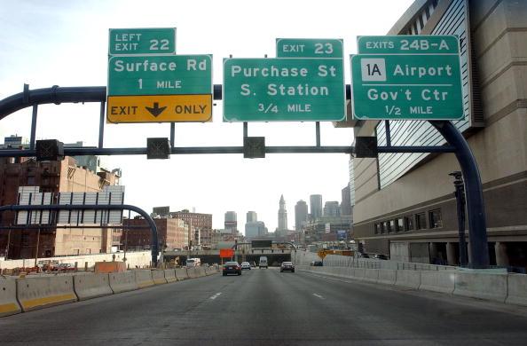 Traffic「More Leaks Found In Boston's Big Dig」:写真・画像(4)[壁紙.com]