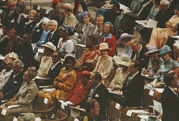 Guest「Nancy Reagan At Royal Wedding」:写真・画像(2)[壁紙.com]