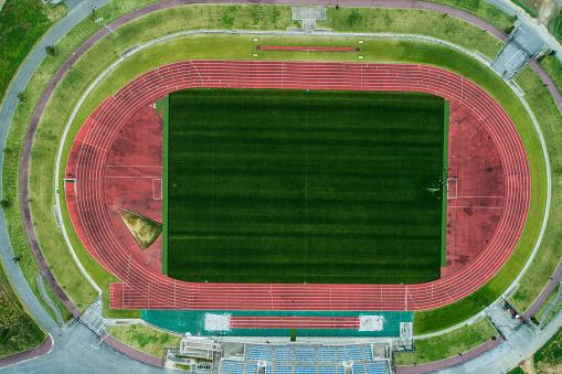 Stadium「The drones' viewpoint of the stadium.」:スマホ壁紙(8)