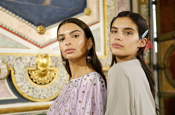 Fashion「Bottega Veneta - Backstage - Milan Fashion Week SS18」:写真・画像(4)[壁紙.com]
