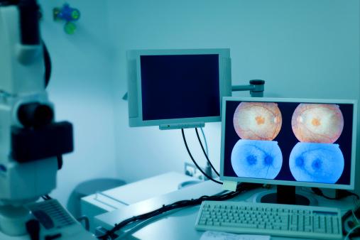 Iris - Eye「Vision: medical optometrist equipment」:スマホ壁紙(19)