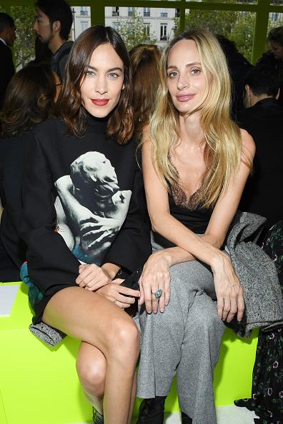 Womenswear「Valentino : Front Row -  Paris Fashion Week - Womenswear Spring Summer 2020」:写真・画像(2)[壁紙.com]