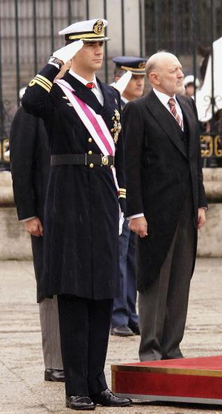"Epiphany Prince「Spanish Royals Attend ""Pascua Militar"" Day」:写真・画像(15)[壁紙.com]"