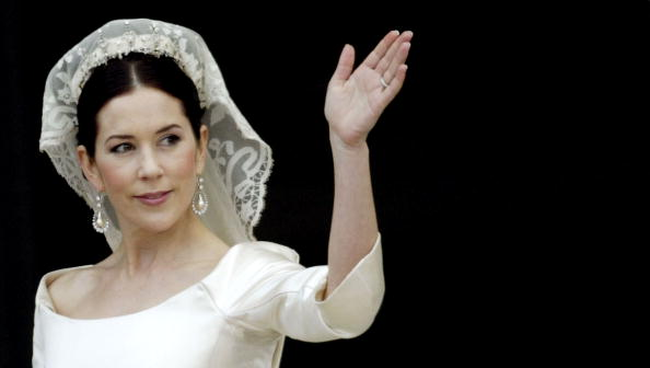 Earring「Wedding Of Danish Crown Prince Frederik and Mary Donaldson」:写真・画像(4)[壁紙.com]