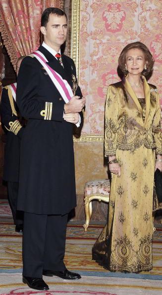 "Epiphany Prince「Spanish Royals Attend ""Pascua Militar"" Day」:写真・画像(14)[壁紙.com]"