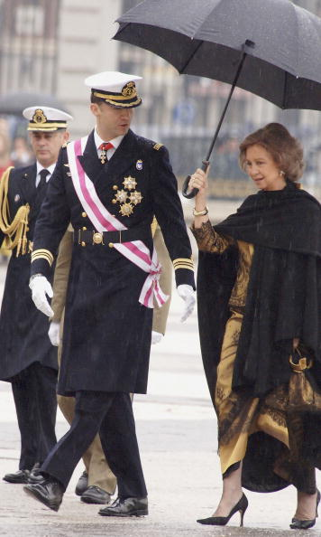 "Epiphany Prince「Spanish Royals Attend ""Pascua Militar"" Day」:写真・画像(19)[壁紙.com]"