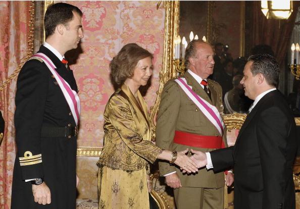 "Epiphany Prince「Spanish Royals Attend ""Pascua Militar"" Day」:写真・画像(17)[壁紙.com]"