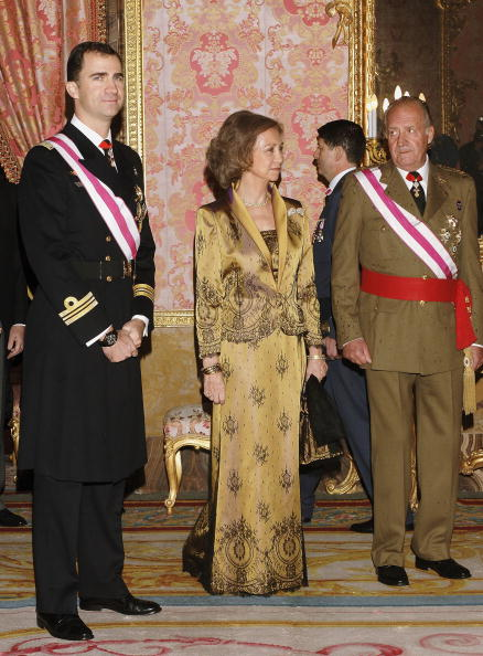 "Epiphany Prince「Spanish Royals Attend ""Pascua Militar"" Day」:写真・画像(16)[壁紙.com]"