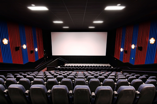Archival「Empty movie theater」:スマホ壁紙(18)