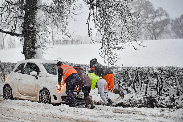 Snow「Storm Doris Arrives In The UK」:写真・画像(14)[壁紙.com]