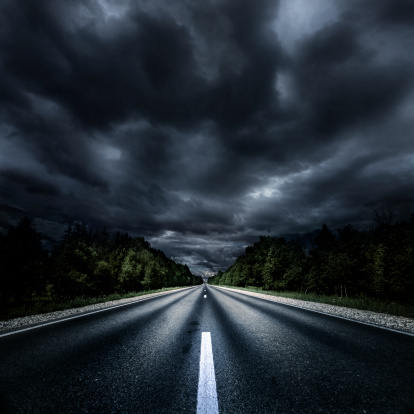 Driving「Way forward」:スマホ壁紙(10)