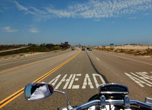 California State Route 1「Way forward」:スマホ壁紙(15)