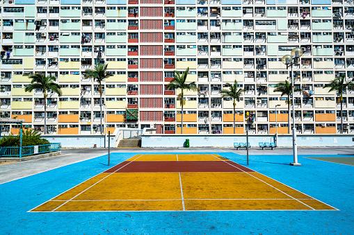 Individuality「Oldest public housing estates, Choi Hung estates, Hong Kong」:スマホ壁紙(15)