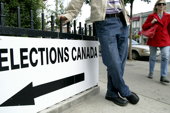 Canada「Canadians Head To The Polls」:写真・画像(11)[壁紙.com]