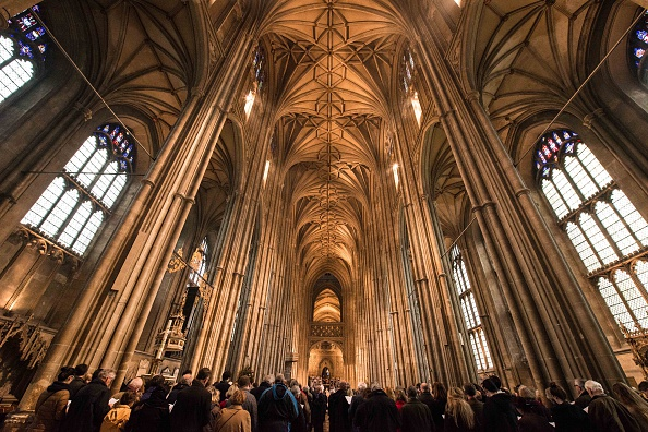 Church「Archbishop Of Canterbury Delivers His Christmas Sermon」:写真・画像(8)[壁紙.com]