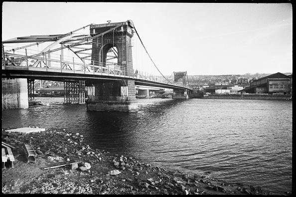 Suspension Bridge「Old Scotswood Bridge」:写真・画像(15)[壁紙.com]