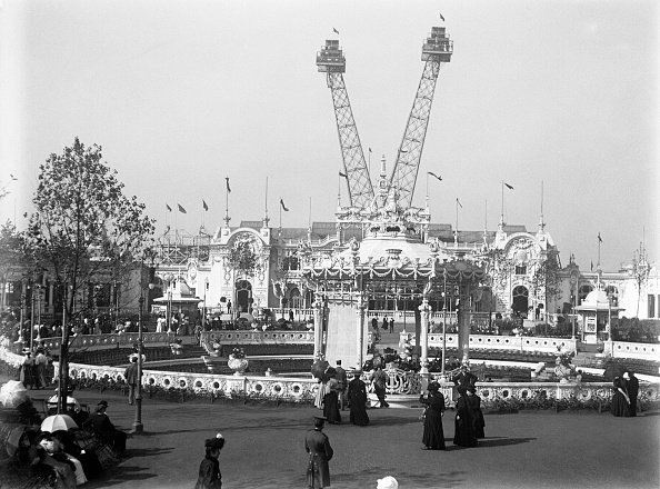 Edwardian Style「Franco-British Exhibition」:写真・画像(14)[壁紙.com]