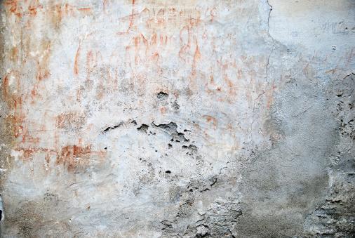 Leaking「Old concrete grunge wall texture」:スマホ壁紙(16)
