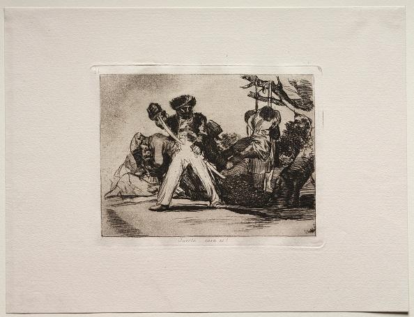 Toughness「The Horrors Of War: Thats Tough!. Creator: Francisco De Goya (Spanish,」:写真・画像(10)[壁紙.com]