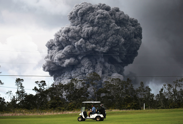 Natural Disaster「Hawaii's Kilauea Volcano Erupts Forcing Evacuations」:写真・画像(14)[壁紙.com]
