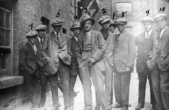 1920-1929「Possible Cairo Gang」:写真・画像(8)[壁紙.com]