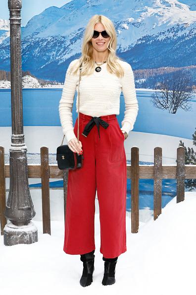 Necklace「Chanel : Photocall- Paris Fashion Week Womenswear Fall/Winter 2019/2020」:写真・画像(7)[壁紙.com]