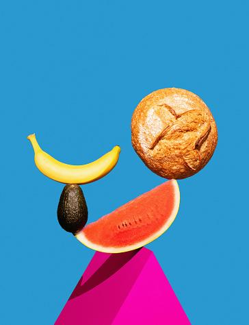 Avocado「Balancing Food」:スマホ壁紙(9)