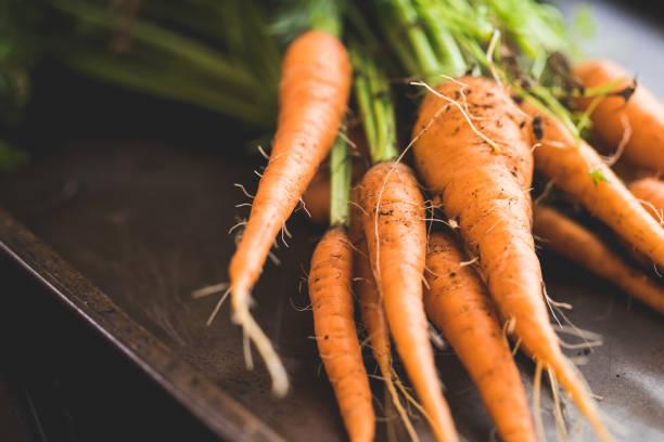 Bunch Of Homegrown Organic Carrots:スマホ壁紙(壁紙.com)