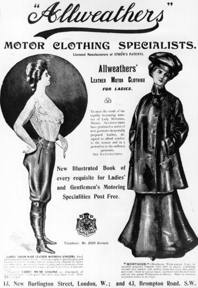 Advertisement「Motor Clothing」:写真・画像(18)[壁紙.com]