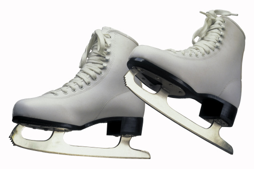 1990-1999「Pair of ice skates」:スマホ壁紙(6)