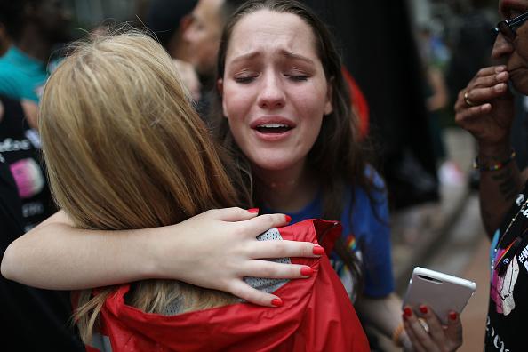 Joe Raedle「Pulse And Parkland Shooting Survivors Rally In Orlando Against Gun Violence」:写真・画像(7)[壁紙.com]