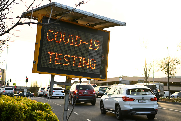 Medical Test「COVID-19 Testing Increases As More Coronavirus Cases Confirmed In Victoria」:写真・画像(2)[壁紙.com]