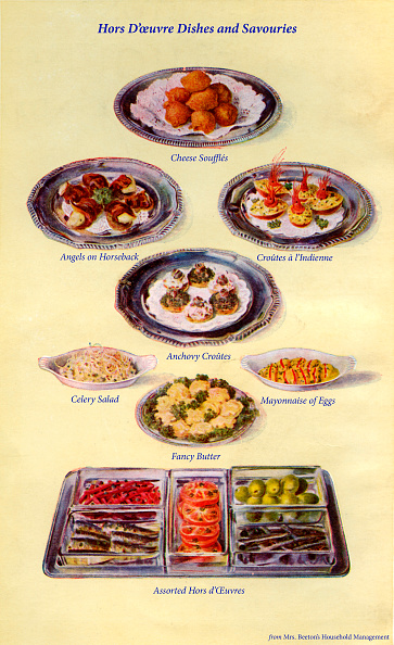 Condiment「Mrs Beeton s cookery book - hors d  oeuv」:写真・画像(13)[壁紙.com]