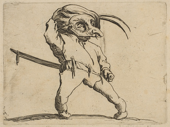 Computer Graphic「Lhomme Masqué Aux Jambes Torses (The Masked Man With Crooked Legs)」:写真・画像(15)[壁紙.com]