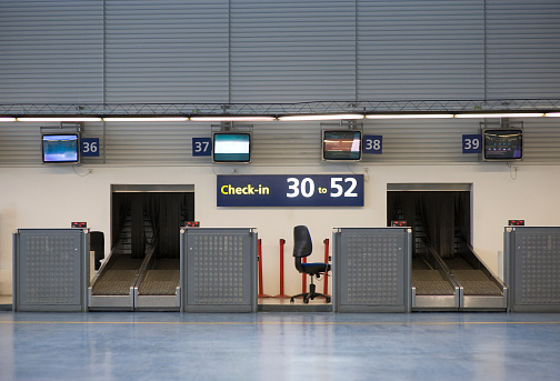 Airport Check-in Counter「Airport Check-in」:スマホ壁紙(11)