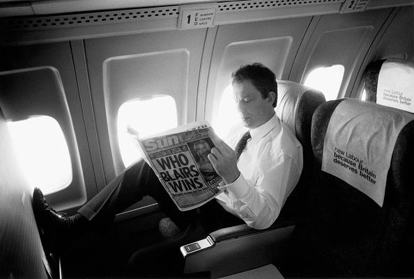 Passenger Cabin「Tony Blair Campaign Trail」:写真・画像(5)[壁紙.com]