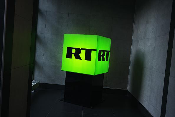 Russia「Inside RT Studios In Moscow」:写真・画像(6)[壁紙.com]