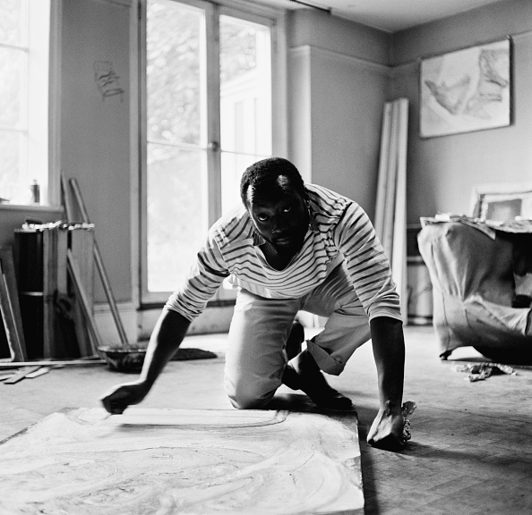 Painting - Activity「Frank Bowling」:写真・画像(15)[壁紙.com]