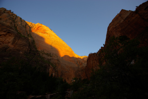 Sedona「Zion National Park」:スマホ壁紙(5)