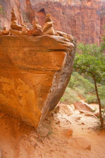 Sedona「Zion National Park」:スマホ壁紙(17)