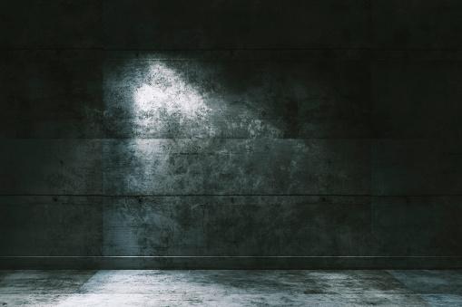 Basement「Concrete wall background」:スマホ壁紙(11)
