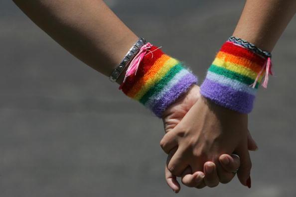 Couple - Relationship「Gay Pride Rally In Tel Aviv」:写真・画像(19)[壁紙.com]